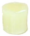 Beeswax cube