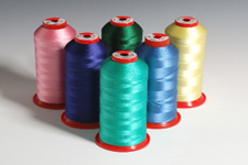 50 X-LG CONES POLY COMMERCIAL MACHINE EMBROIDERY THREAD