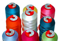ARC rayon embroidery thread