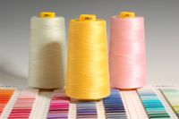 Aurifil Forty3, 40-weight / 3-ply cones for high speed longarm quilting