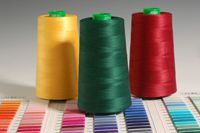 Aurifil 40-weight cotton on economical large cones