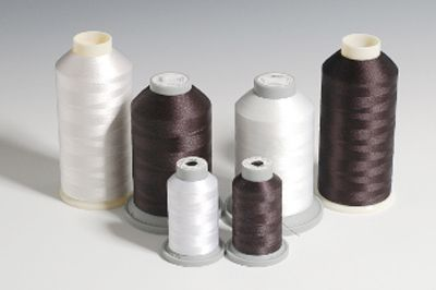 The Thread Exchange - Black and White Embroidery Thread