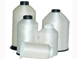 Polypropylene thread in sizes 46 to 207, 2 Ounces to 100 pounds.
