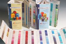 The Thread Exchange - Robison-Anton polyester and rayon color cards
