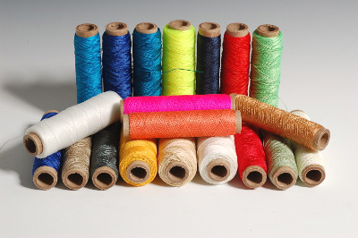 Hand Stitching Thread (non-waxed) - The Thread Exchange