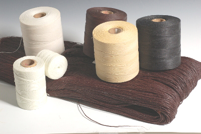 Waxed Thread - Large Rolls and Bundles - The Thread Exchange