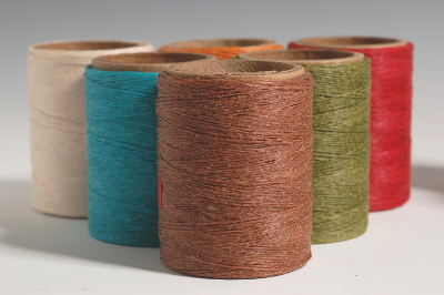 Waxed Thread Tubes - Size 207 - The Thread Exchange