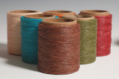 Waxed Thread Tubes - Size 415 - The Thread Exchange